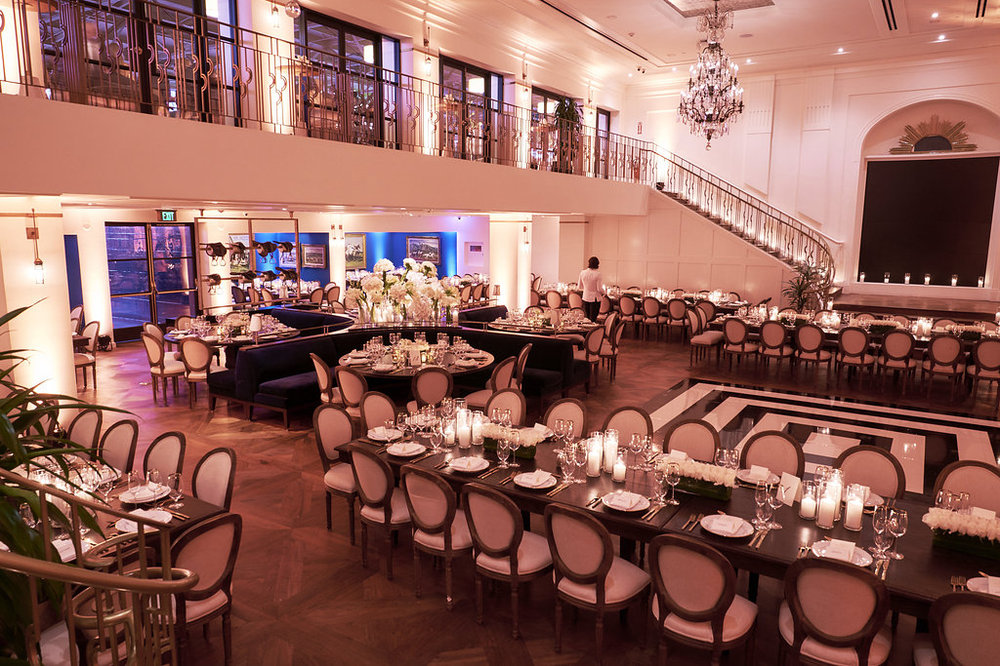 Chandelier Room Persian Wedding And Party Services