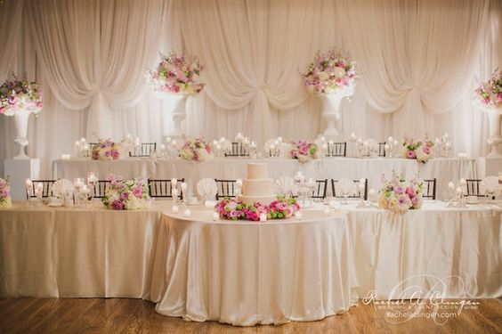Head Table Inspiration