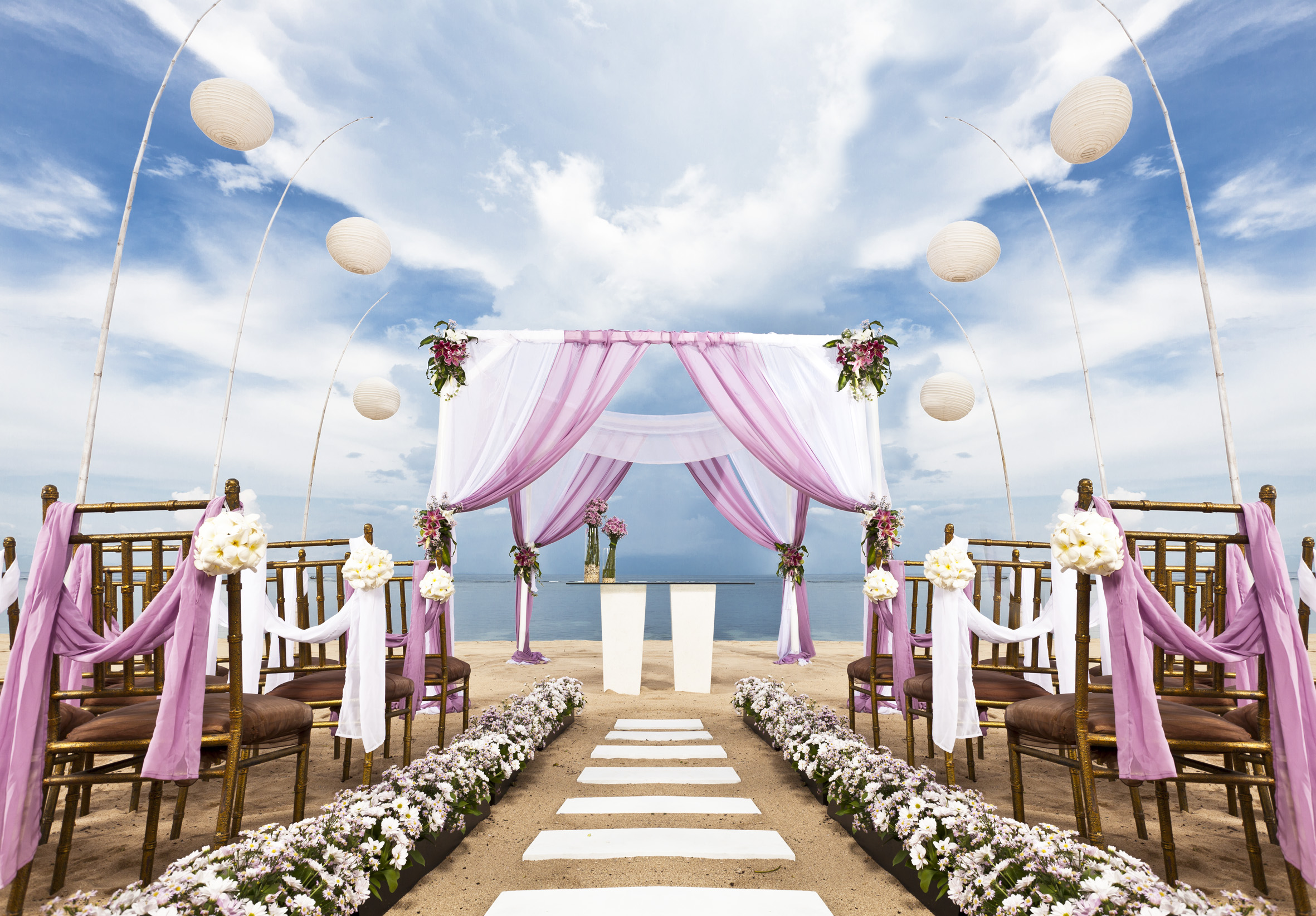 Summer is almost here! Time for Wedding Ideas